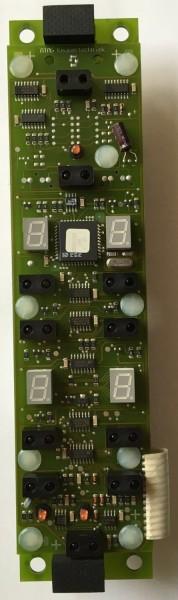 Steuerungsplatine (Elektronikmodul) passend wie 72497910 615011764 0057401