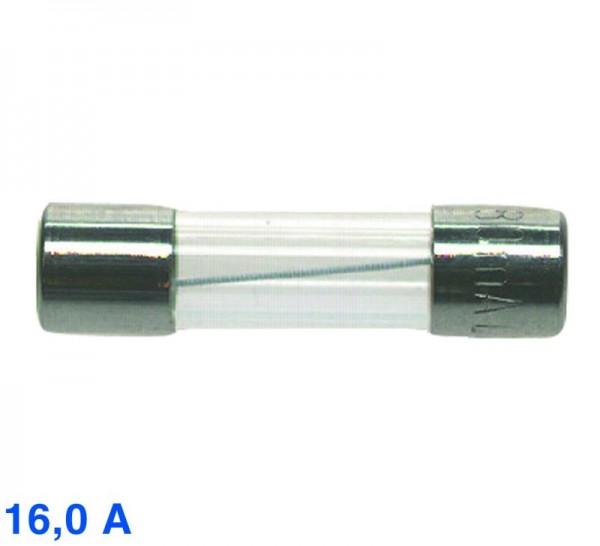 DIN-Sicherung 16,0A, 10 Stück