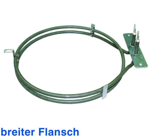 Heizelement Heißluft 2050W 230V passend wie Bauknecht Privileg 0027R666 5060138R 481925928289 481981